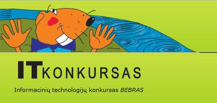 """IT konkursas ,,Bebras"""""""
